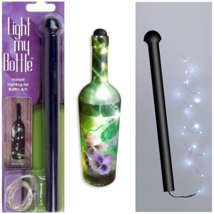 Light My Bottle - Battery Lamp Kit